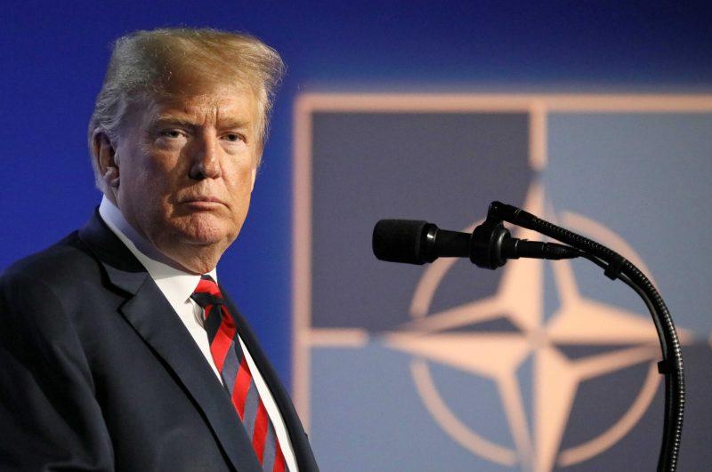 """Membrii NATO majorează bugetele pentru apărare cu 100 de miliarde de dolari după ce Donald Trump i-a numit """"delicvenți"""""""