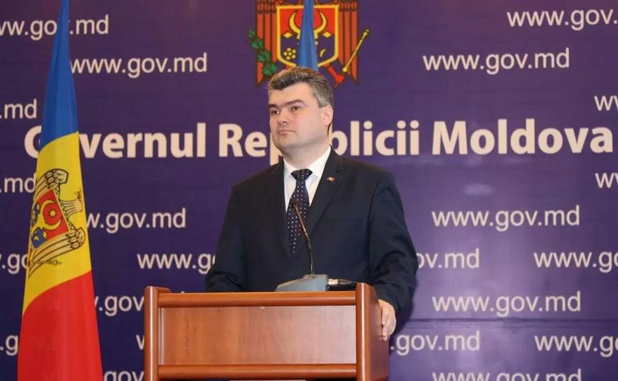 Preşedintele Iohannis l-a decorat pe Gheorghe Bălan, vicepremier în Guvernul Republicii Moldova în perioada 2016 – 2018