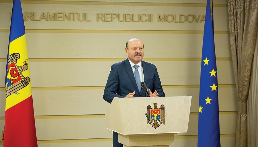 Deputatul moldovean Valeriu Ghilețchi, desemnat cel mai activ parlamentar de la Adunarea Parlamentară a Consiliului Europei