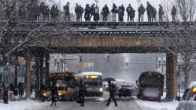 Miercuri, în Chicago va fi mai frig decât în Antarctica, Siberia și Muntele Everest