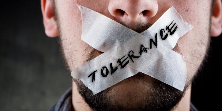 """""""Toleranța"""" este doar o imitație ieftină a iubirii creștine"""