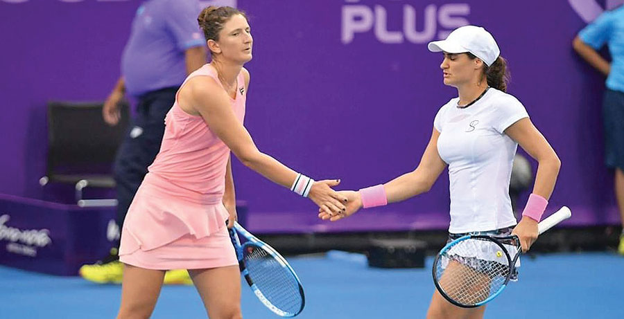 Irina Begu și Monica Niculescu, campioane la Hua-Hin