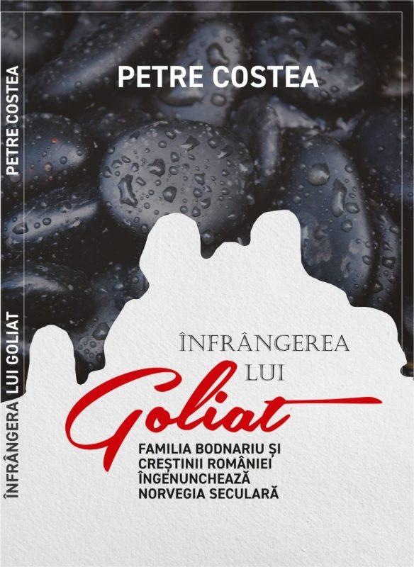 Lansare carte – Înfrângerea lui Goliat: Familia Bodnariu si Creștinii României Îngenunchează Norvegia Seculară