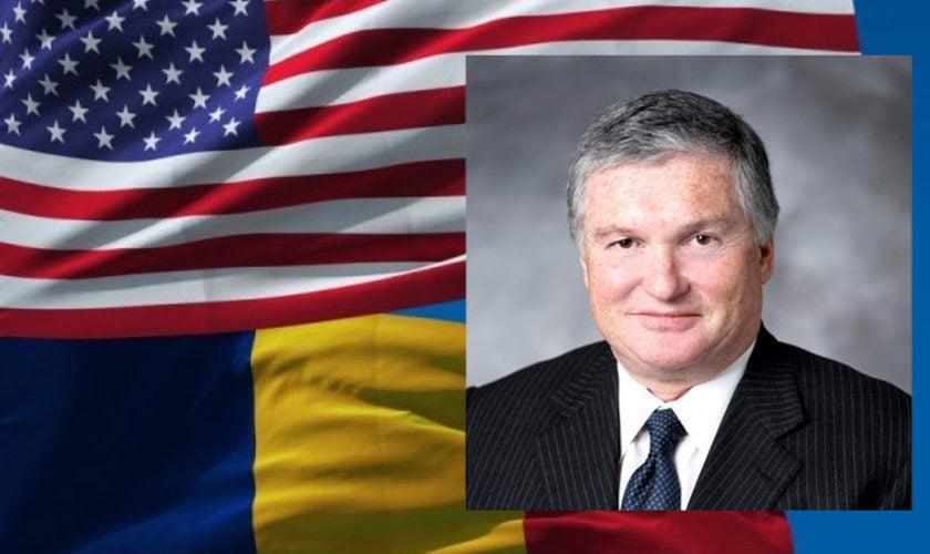 Un An Nou Fericit din partea ambasadorului Adrian Zuckerman