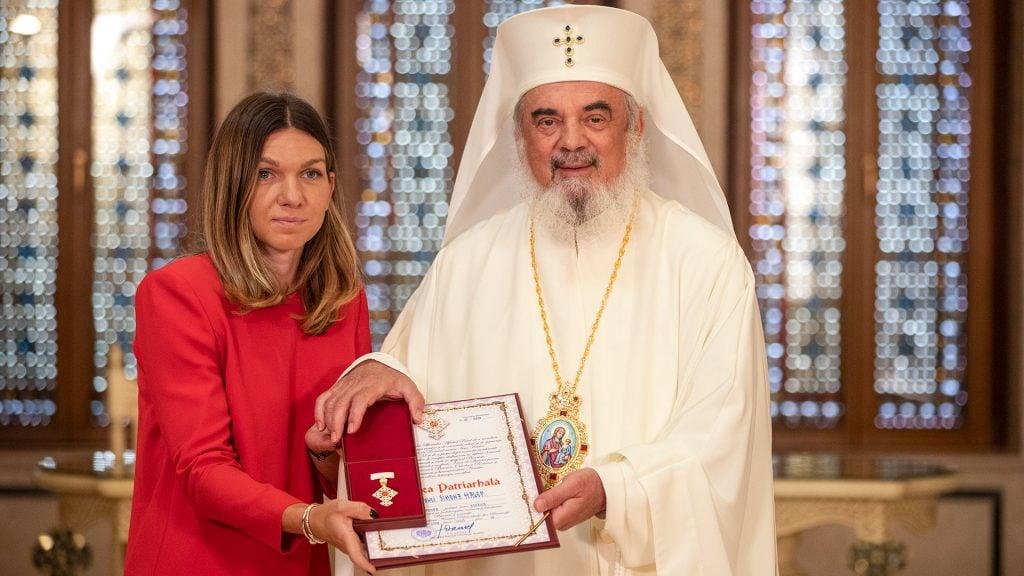 """Simona Halep: """"Totdeauna mulțumesc lui Dumnezeu pentru tot ce mi-a oferit!"""""""