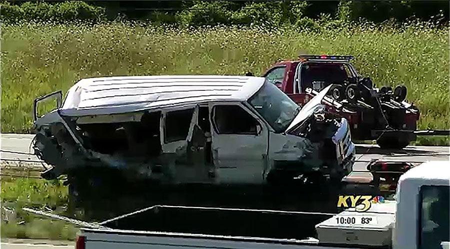 Accident tragic cu 3 copii morți dintr-o familie de români în Springfield, Missouri