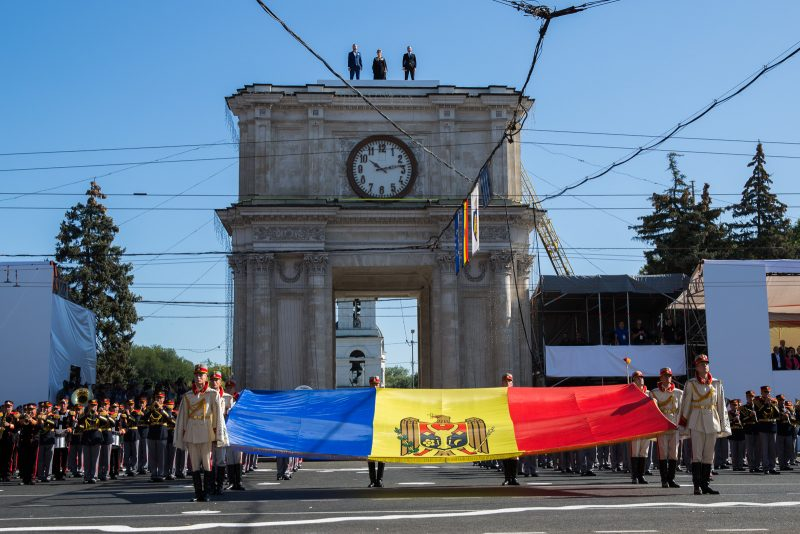 27 august, ziua națională a Moldovei