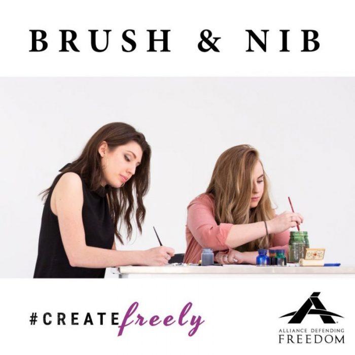 O mare victorie pentru Libertatea Religioasă în SUA în cazul Brush & Nib Studio