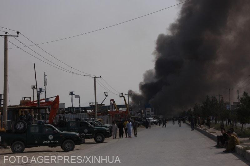 Un român a murit, iar altul a fost grav rănit într-un atac terorist de la Kabul