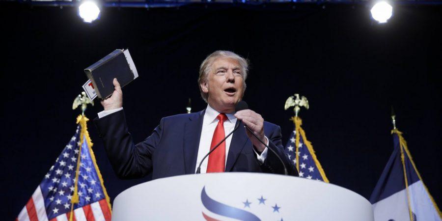 Mister elucidat: De ce-l susțin creștinii evanghelici pe Trump