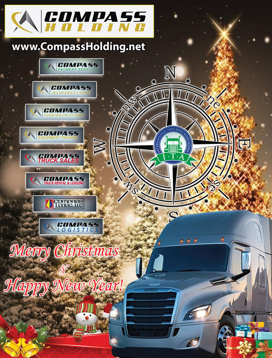 Compass Holding: Merry Christmas & Happy New Year!