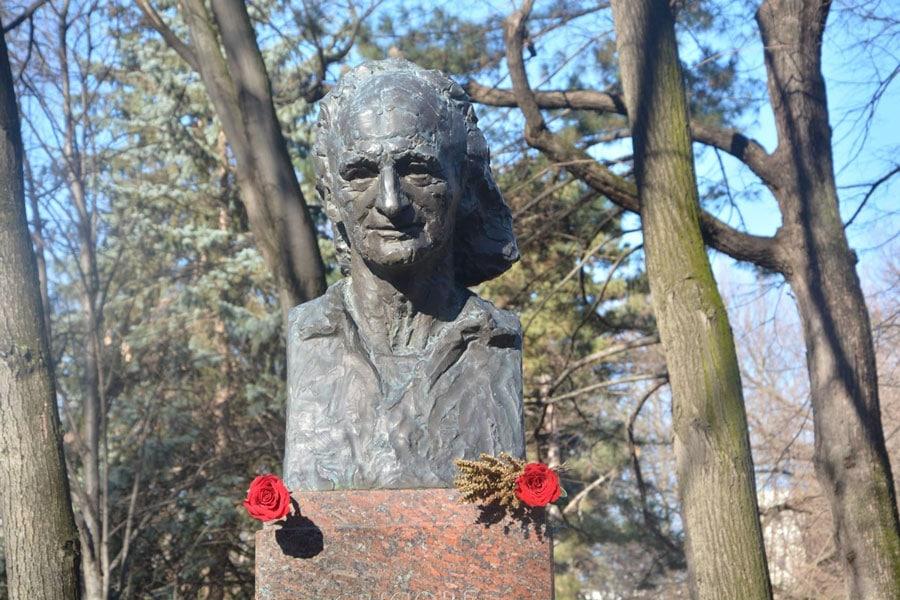 11 ani de la trecerea la cele veșnice a poetului român Grigore Vieru
