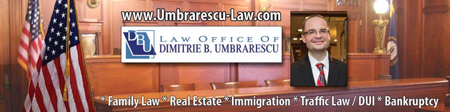 Law Office of Dimitrie Bogdan UMBRARESCU