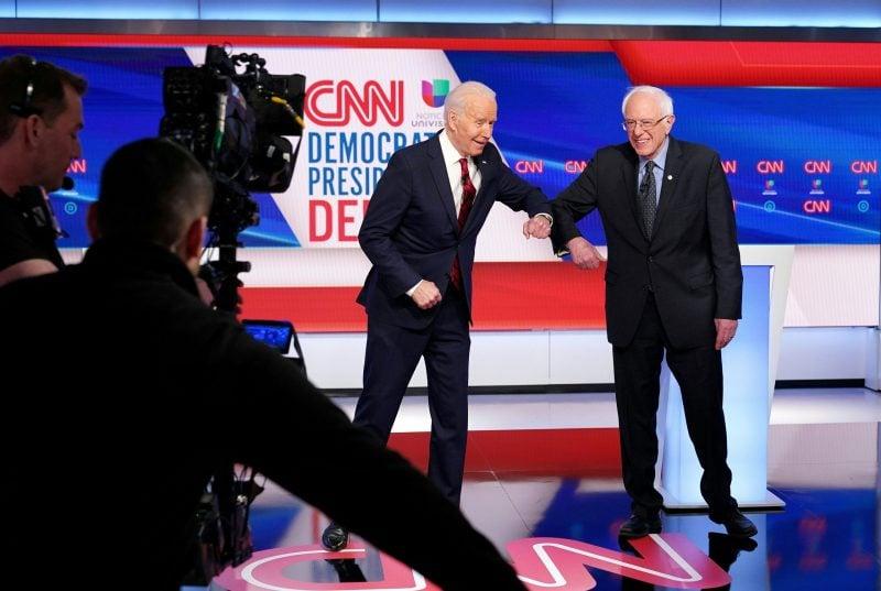 Candidații democrați refuză să pronunțe Virusul Wuhan