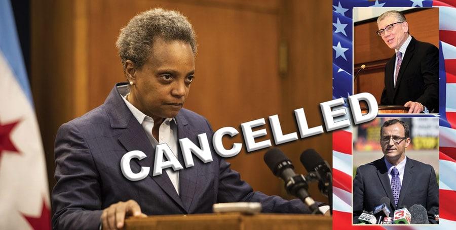 CANCELLED! Primarul Chicago-ului a anulat întâlnirea cu pastorul Cristian Ionescu și avocatul Harry Miheț