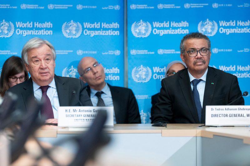 Ministrul german al Sănătății: Trump are dreptate în privința OMS