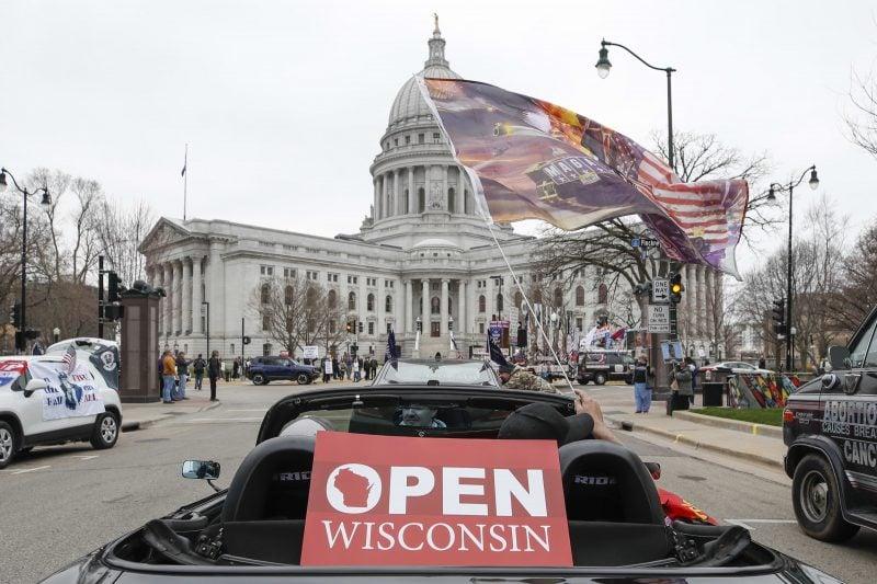 Wisconsin: Curtea Supremă anulează ordinul de izolare la domiciliu al statului
