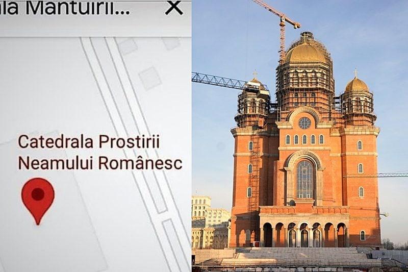 """Decizie fără precedent: CNCD a amendat Google România în cazul """"Catedralei Prostirii Neamului"""""""