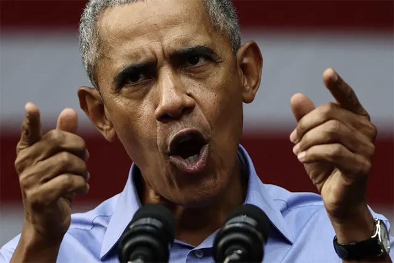 """Barack Obama încurajează tulburările civice și ațâță rebelii: """"Nesupunerea Civică este la fel de importantă ca Votul"""""""