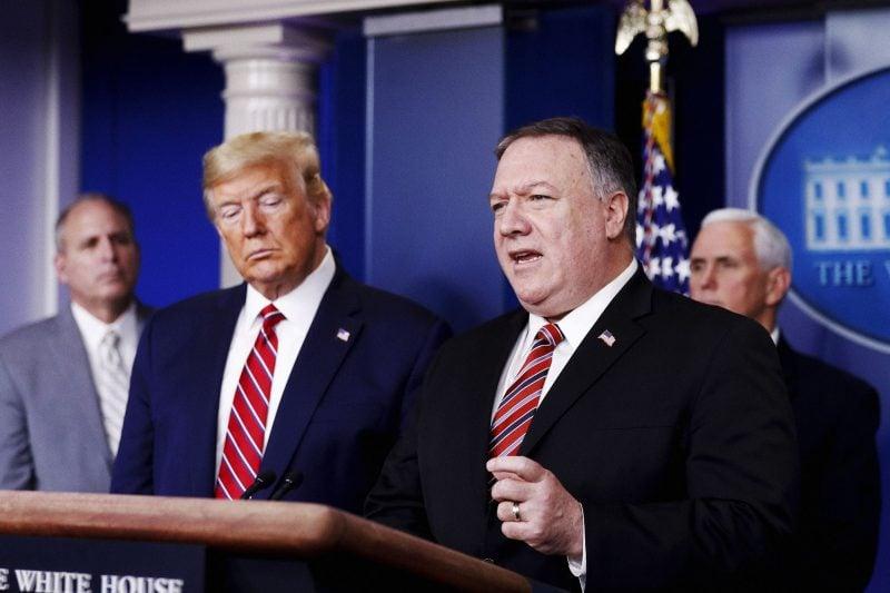 """SUA îi avertizează pe europeni asupra riscurilor unei """"dependenţe"""" de China"""