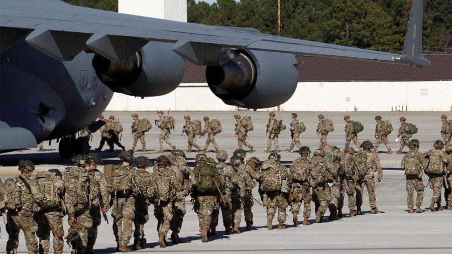 """Irak: Washingtonul îşi va reduce trupele """"în cursul următoarelor luni"""""""