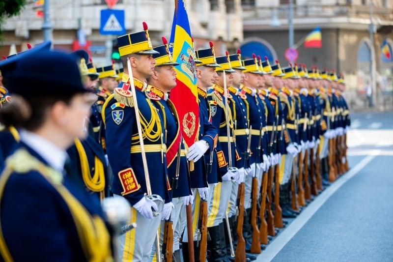 Drapelul, simbol identitar al poporului român