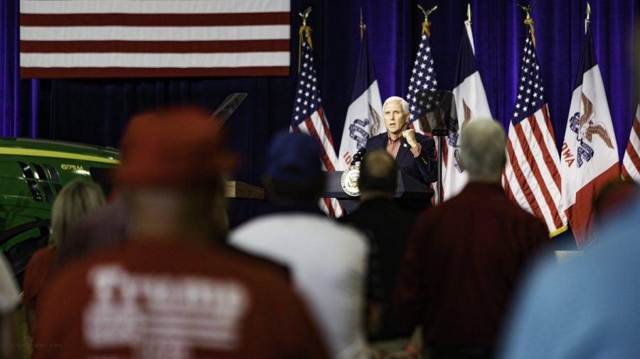 Mike Pence: Alegerea în acest scrutin este dacă America va rămâne America
