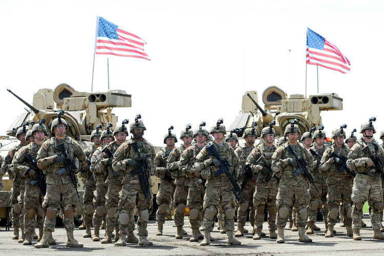 Polonia va găzdui până la 5.500 de militari americani prin rotaţie, anunţă Pentagonul