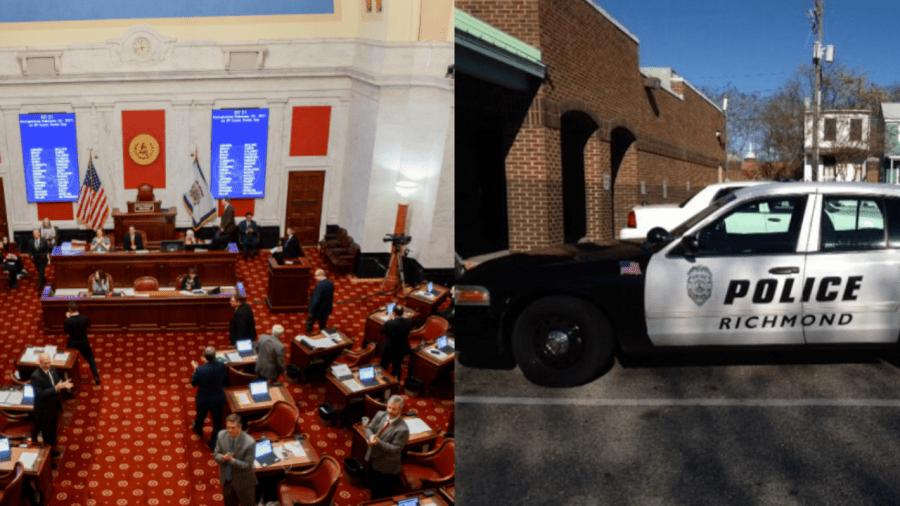 Virginia: Democrații adoptă o lege prin care atacarea poliției devine o simplă infracțiune
