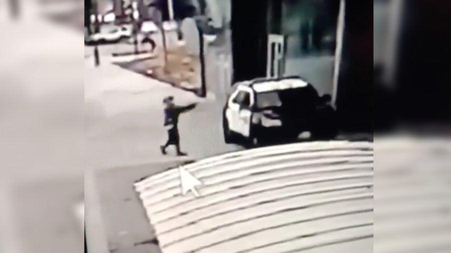 Los Angeles: Doi ofițeri de poliție luptă pentru viața lor după ce au fost împușcați într-o ambuscadă