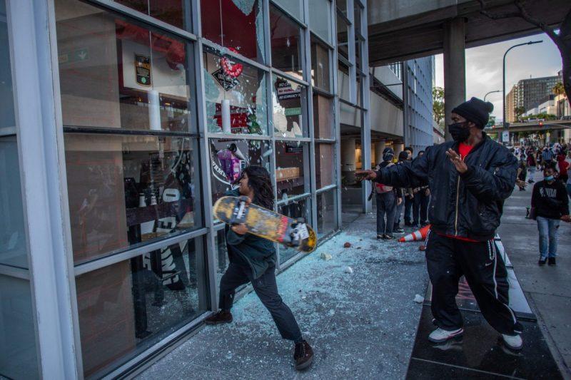 DOJ desemnează New York, Portland, Seattle ca orașe anarhiste