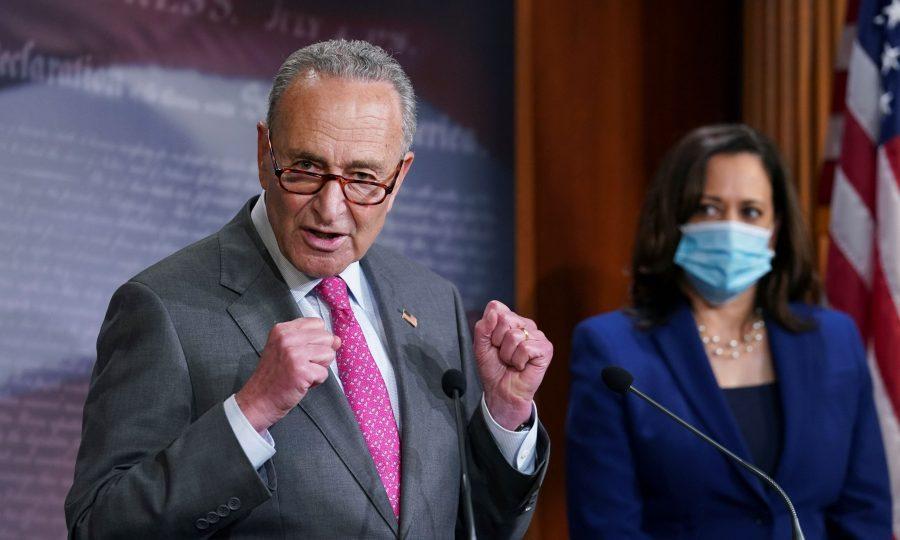Democrații din Senat blochează ajutorul financiar COVID-19 – din nou