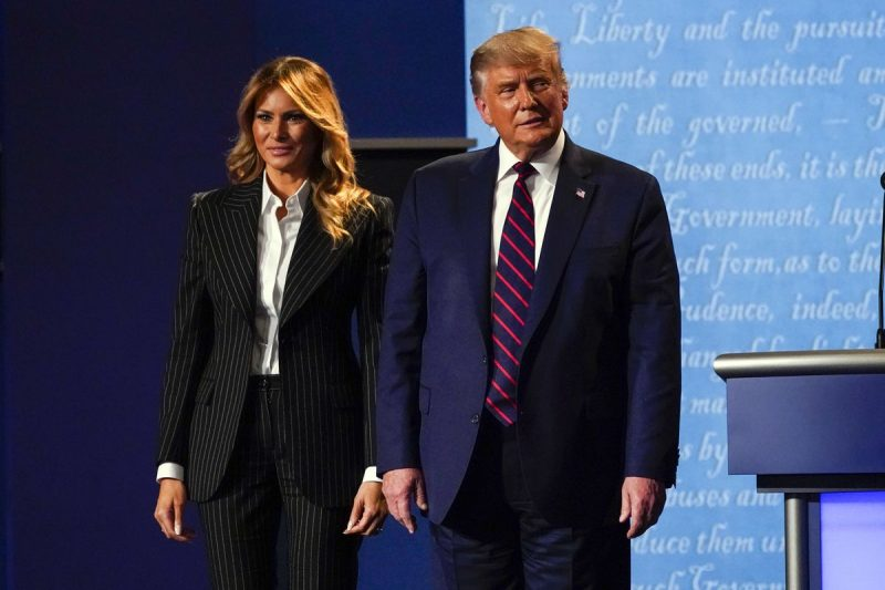 Breaking: Donald și Melania Trump, testați pozitiv cu COVID-19