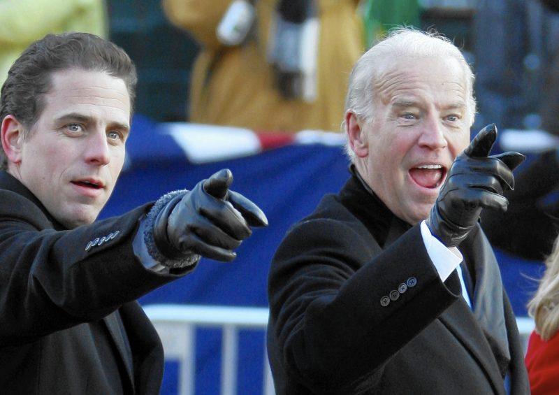 DOCUMENT Ce afaceri voia să facă fiul lui Joe Biden în România