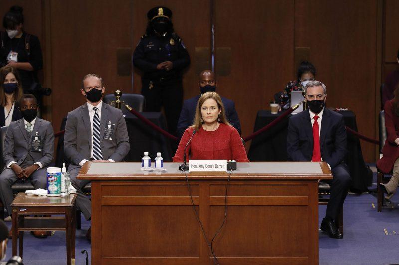 Audierea judecătoarei Barret: Mai semnificative decât răspunsurile sunt întrebările adresate