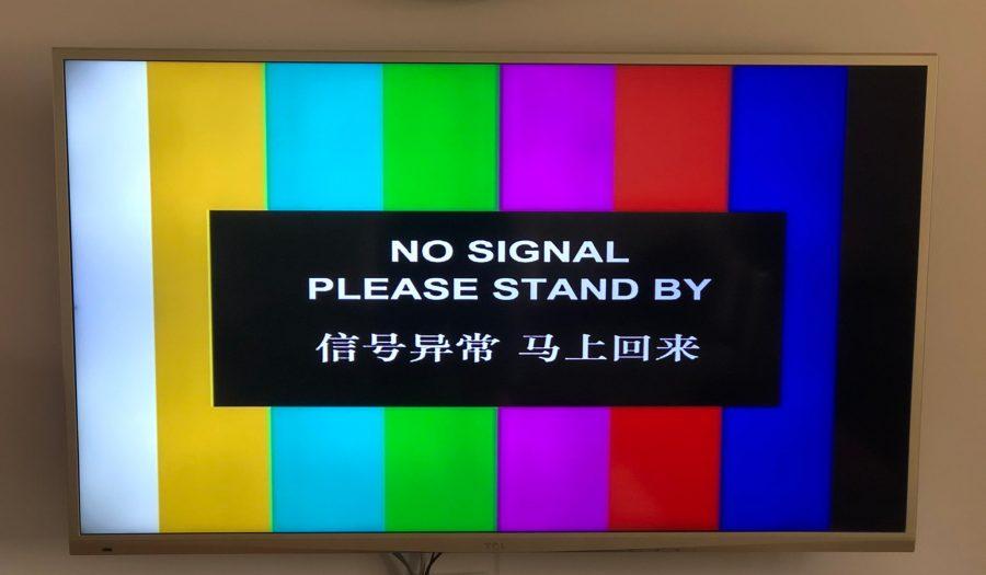 Cenzorii au întrerupt transmisiunea cu dezbaterea Pence-Harris din SUA în momentul în care Beijingul era criticat