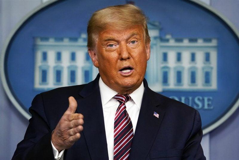 """Trump afirmă că administrația Biden """"ne distruge țara"""" cu politicile sale de frontieră"""