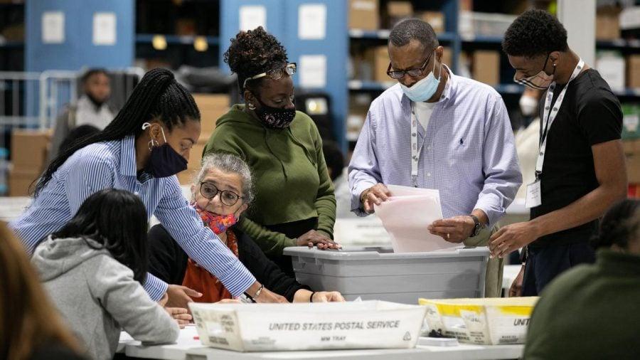Statul Georgia: Auditul descoperă 2600 de voturi neînregistrate. Majoritatea sunt pentru Trump