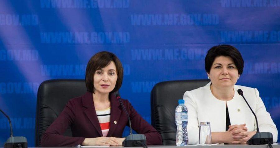 Natalia Gavriliță, desemnată premier al Republicii Moldova de către Maia Sandu
