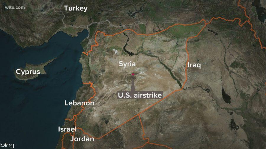 Armata americană loveşte miliţiile pro-iraniene la frontiera Siriei cu Irak