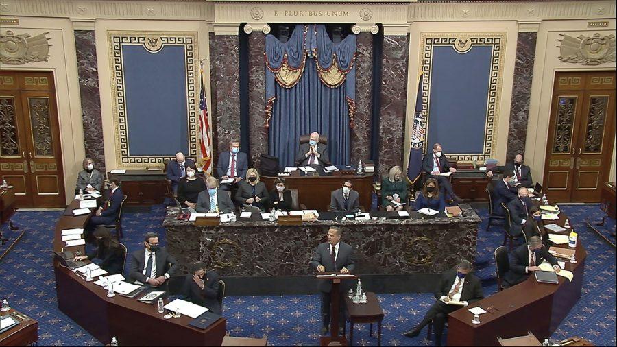 Impeachment: 6 senatori republicani se alătură democraților pentru a continua procesul împotriva lui Trump
