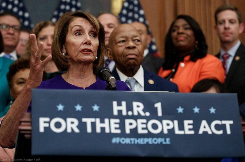 H.R.1: Proiectul de lege democrat care permite oamenilor să voteze până la 2 săptămâni după data alegerilor