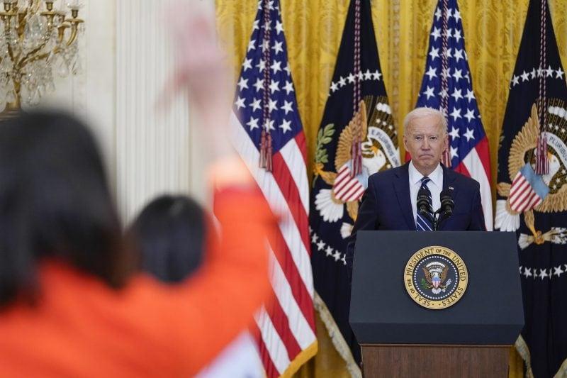 Daily Wire: Am verificat declarațiile din dezastruoasa primă conferință de presă a lui Biden și iată ce-am aflat!