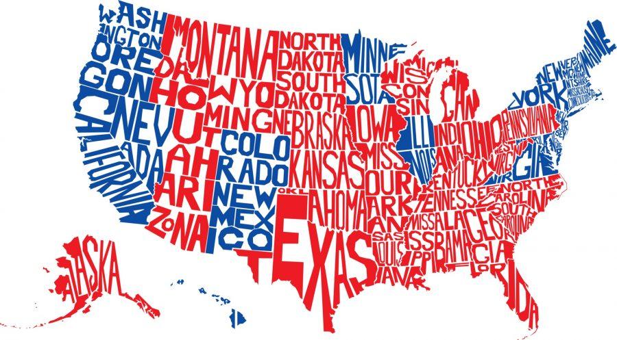 Unde ai vrea să trăiești? În statele Republicane sau în statele Democrate?
