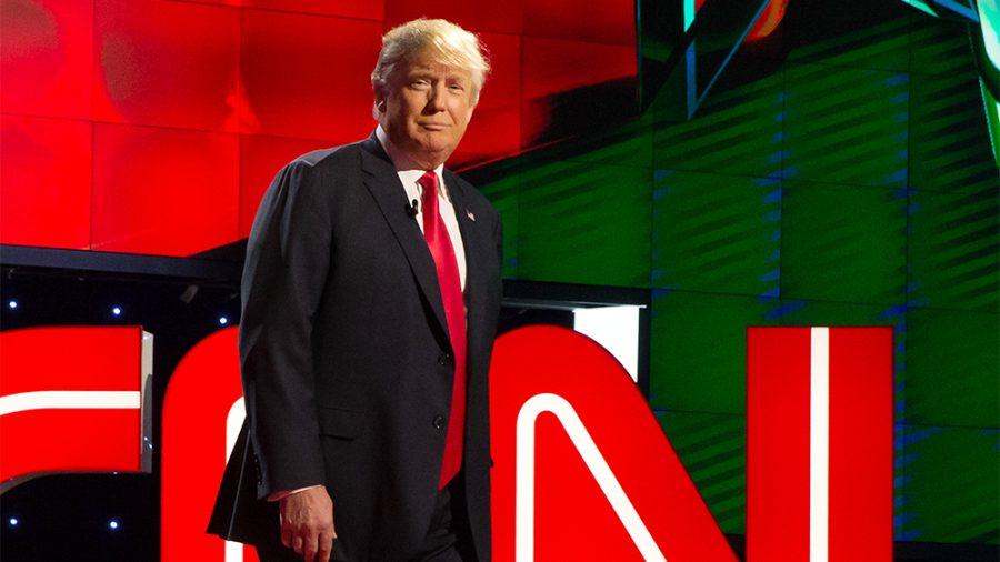 """Ratingul CNN se prăbușește fără """"omul portocaliu cel rău"""""""