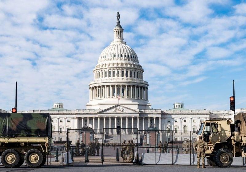Generalul Gărzii Naționale vrea să-și trimită acasă soldații obosiți din D.C., dar administrația Biden refuză