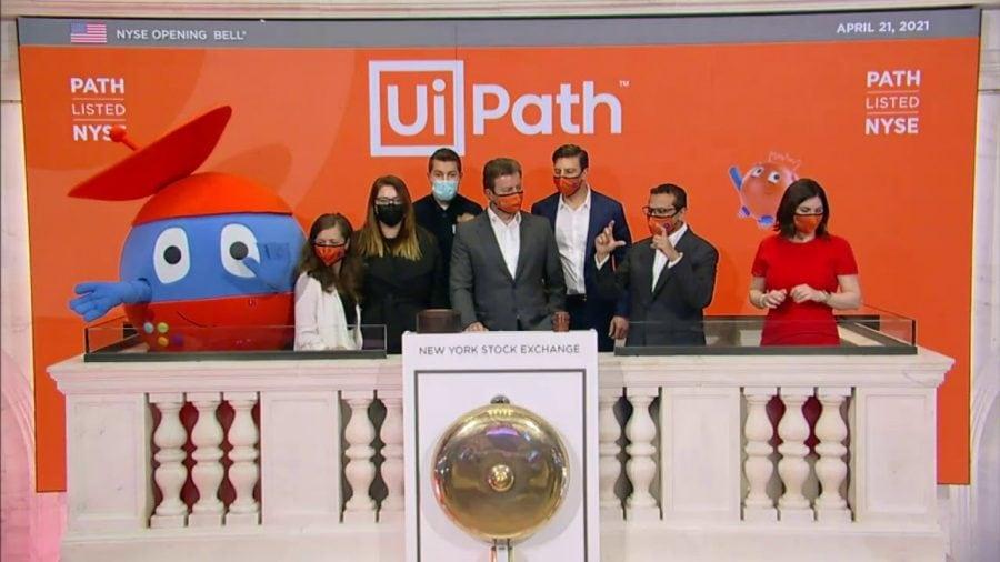 Moment istoric: UiPath, prima companie românească pe Bursa de la New York