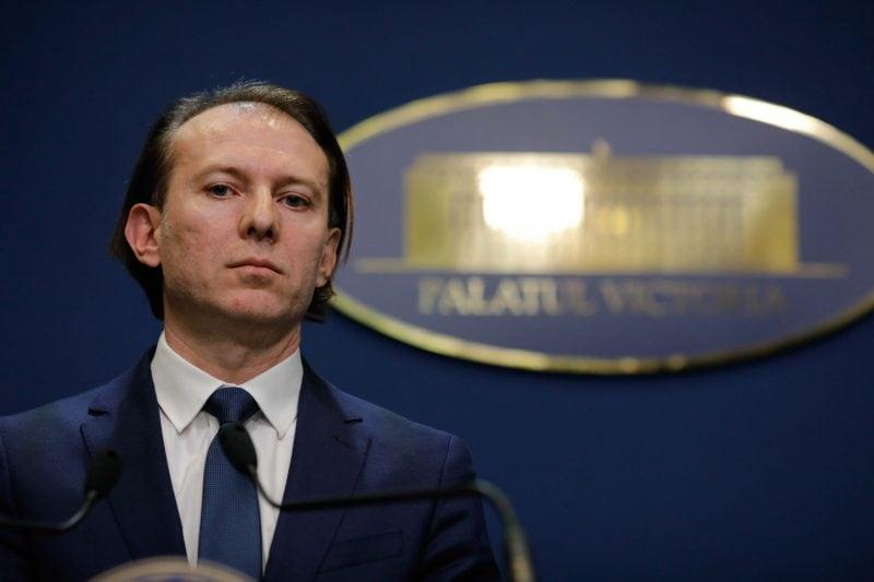 Premierul Cîţu l-a revocat din funcţie pe ministrul Sănătăţii, Vlad Voiculescu