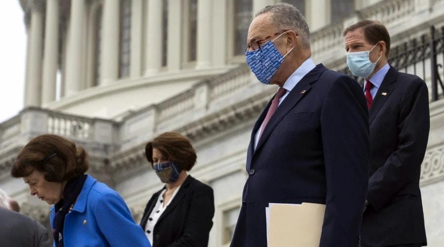 Atacul Partidului Democrat asupra normelor Senatului se intensifică