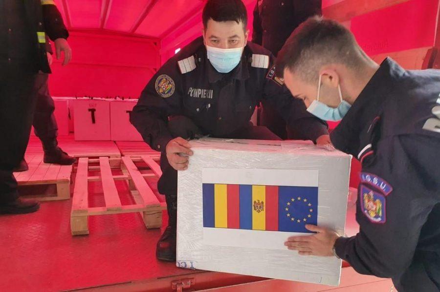 România, un nou ajutor pentru Republica Moldova